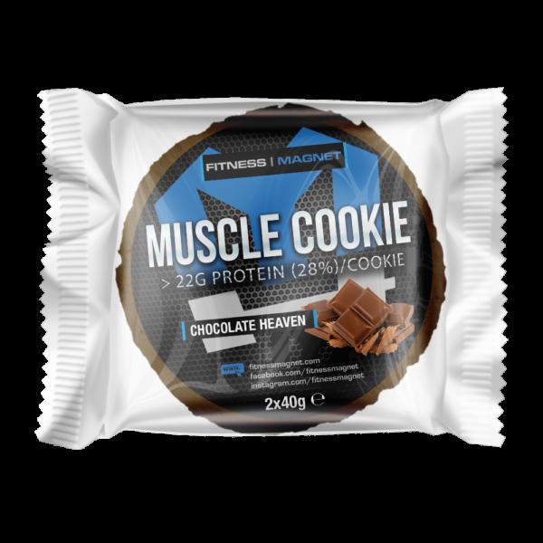 Muscle Cookies – Chocolate Heaven 1