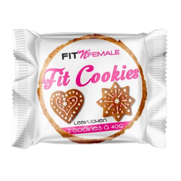 Fitness Cookies – Lebkuchen 1