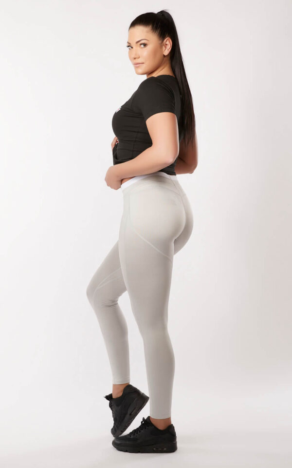 GM Leggings Selma - Light Grey 3