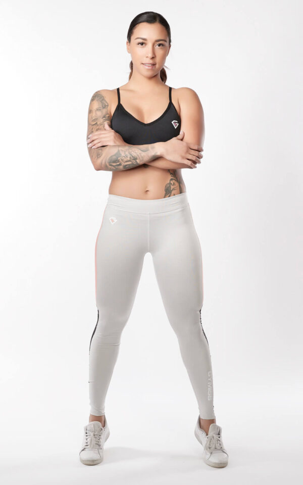 GM Leggings Lamy - Light Grey 2