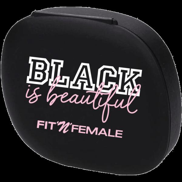 Pillenbox Black is beautiful 1