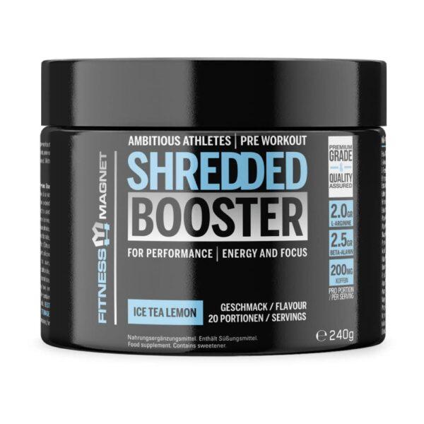 Shredded Booster 1